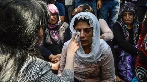 Turkey Seeks to 'Cleanse' Syrian Border After Wedding Bombing
