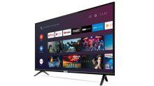 """Smart TV de 43"""" TCL com 380 reais de desconto"""