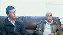Rescued Chilean Miners Visit Bay State
