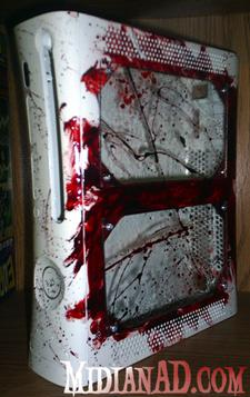 Bloody well done 360 Case Mod