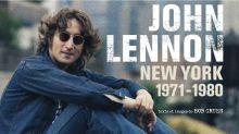 John Lennon's round glasses sell for nearly $200,000
