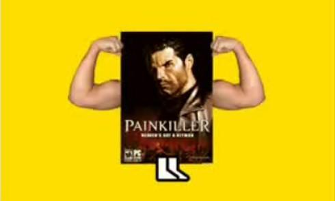 Zero Punctuation pops old Painkiller for fun