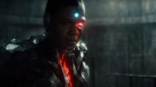 Cyborg Actor Ray Fisher Looks Fighting Fit For Justice League