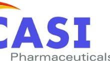 CASI Pharmaceuticals Reports First Quarter 2017 Financial Results