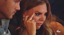 Hannah Brown crashes 'Bachelor' season premiere: 'I don't know what I did'