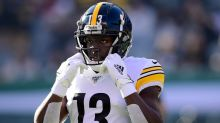 Steelers cut eight, put Jaylen Samuels and James Washington on COVID list