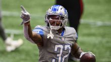 Lions sound comfortable sticking with RB rotation despite D'Andre Swift's blossoming play