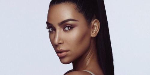 The promotional photo for Kim Kardashian West's KKW Beauty. (Photo: Kim Kardashian/Twitter)