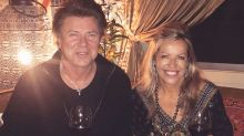 Richard Wilkins and new girlfriend Nicola Dale are Insta official