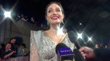 "Angelina Jolie: ""Hay muchas formas de ser una mujer fuerte"""