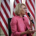 DeVos' sexual misconduct rule will take effect Friday after legal blocks fail
