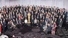 Lo que se descubre al mirar con lupa la foto de los nominados al Oscar