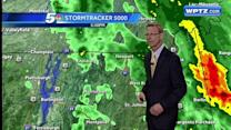 Tom Messner's 5 Day Forecast + 2