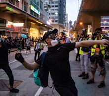 Thousands Begin Dispersing After Rainy Rally: Hong Kong Update