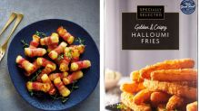 Sell-out halloumi fries are back at Aldi along with other cheesy Christmas treats