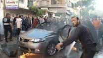 Raw: Israeli airstrike assassinates Hamas leader