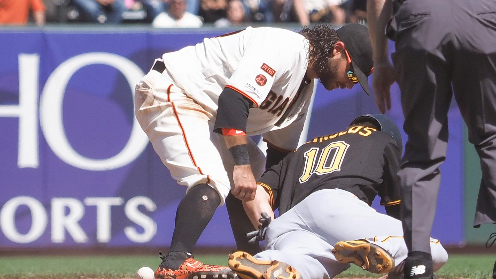 Examining Giants' long, odd history of one-sided trades with Pirates