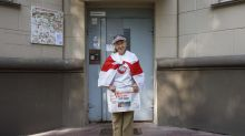 AP PHOTOS: Elderly protesters defy Belarus' strongman