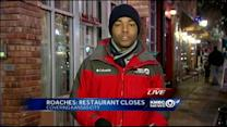 Roach infestation gets Westport restaurant closed