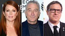 Julianne Moore, Robert De Niro, and David O. Russell Support Amazon for Axing Harvey Weinstein-Produced Series
