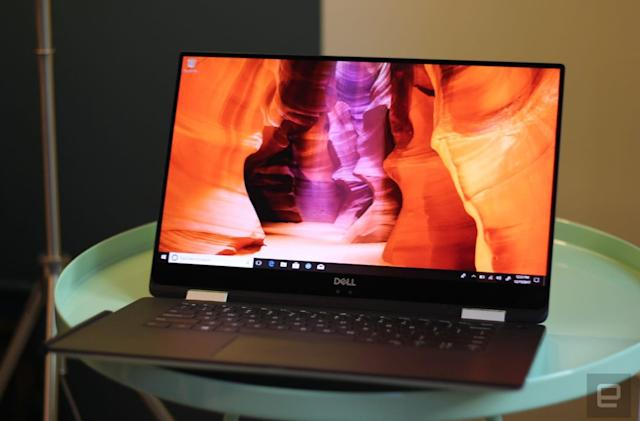 Dell breaks down its new XPS laptops and jewelry debut