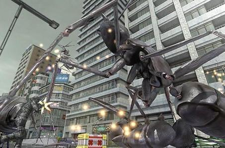 Earth Defense Force 2025 adds another cheesy chapter to D3's bug book