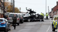 One-year-old boy among four people killed after vehicle hit by car being chased by police