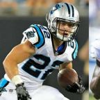 Football paths again cross for Derrick Henry and Christian McCaffrey