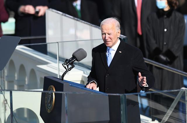 President Biden brings back weekly addresses with a podcast-like format