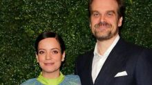Lily Allen and David Harbour have been issued with a marriage license