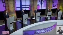 Violencia y amnistía se llevan el primer round del debate
