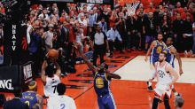 Lowry gives Draymond Green credit for blocking potential title-winning shot