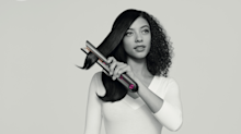 Dyson just launched a $650 hair straightener