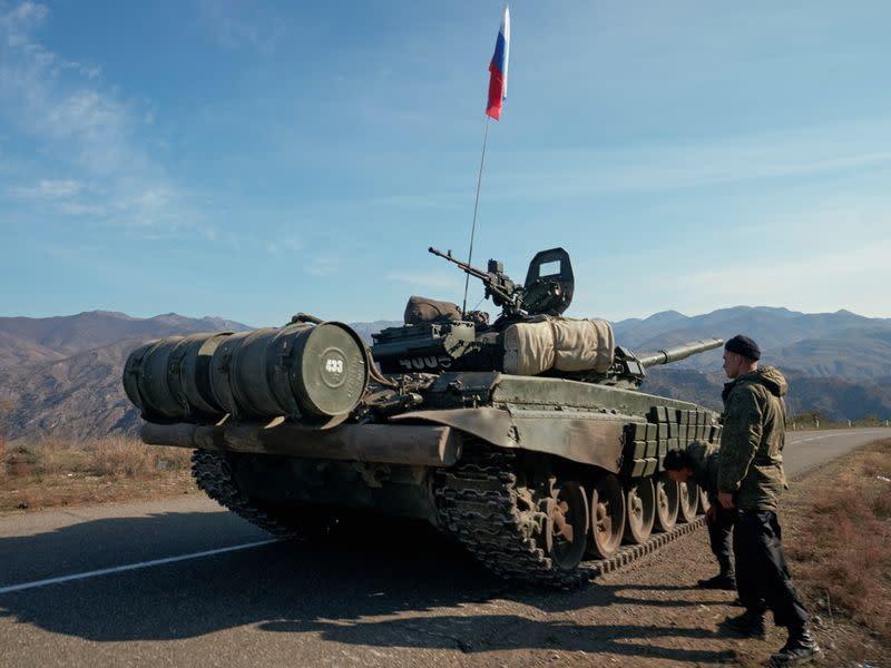 Armenia seeks greater Russian military presence in its territory
