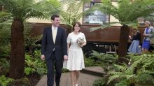 Princess Eugenie shares excited throwback photo ahead of her wedding