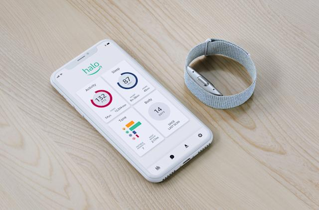 Amazon's weirdly judgy fitness tracking bracelet is now on sale