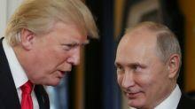 "Trump: ""Dummheit"" der USA schuld an schlechtem Verhältnis zu Russland"