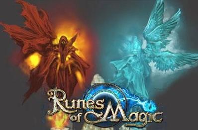 Runes of Magic beta registration and website opens