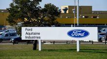 Ford veut un plan social pour son usine près de Bordeaux
