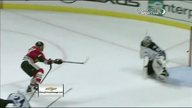 Brandon Pirri beats Al Montoya on breakaway