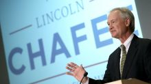Lincoln Chafee: 'I'd Be Open' to a Libertarian White House Bid