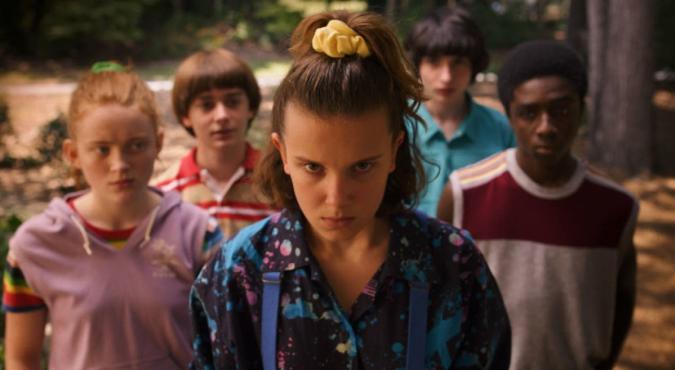 Netflix - 'Stranger Things'