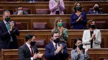 """Vox, sobre el 'no' del PP a su moción de censura: """"Ya no es solo la derechita cobarde, ahora es la derechita traidora"""""""