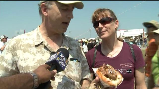 3 Foods You Have to Try at New Orleans Jazz Fest