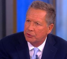 Gov. John Kasich on President Trump's first 100 days, who's to blame for division in America