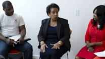 Loretta Lynch visits Baltimore, Gray's family in wake of protests