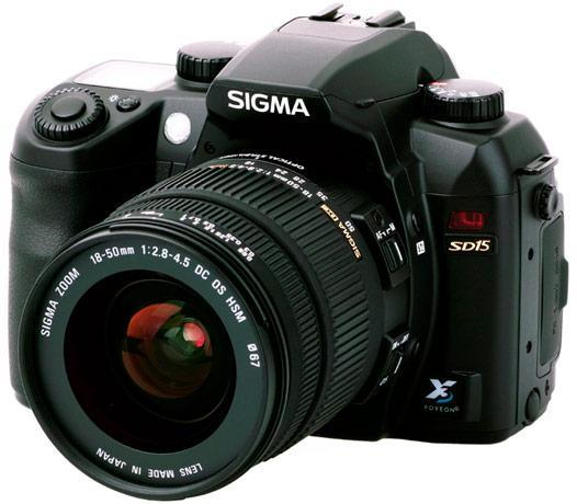 Sigma SD15 nabs a lofty price and near-term release date, at long last