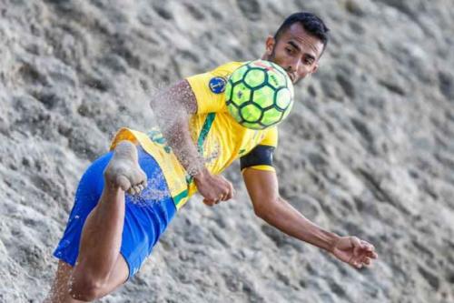 Gilberto Costa anuncia lista para a Copa do Mundo de Beach Soccer