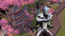 How I first-picked Genji to recreate the authentic Overwatch experience in Heroes of the Storm's Hanamura