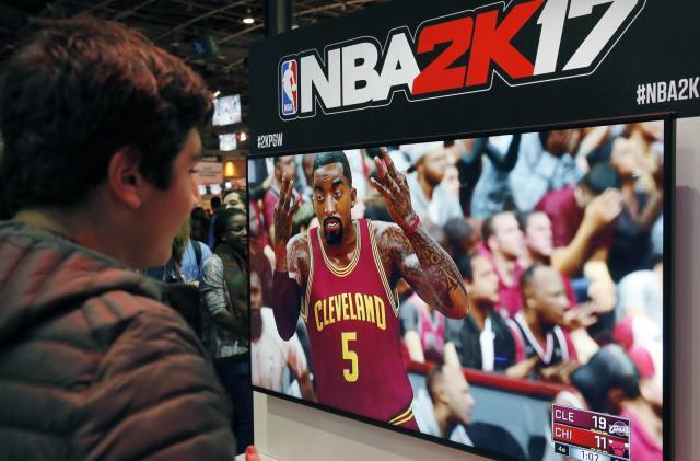 The NBA's big eSports push begins in May 2018